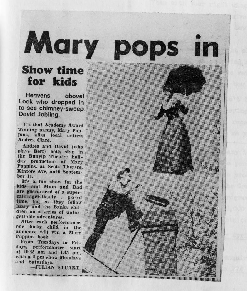 Bunyip Mary Poppins