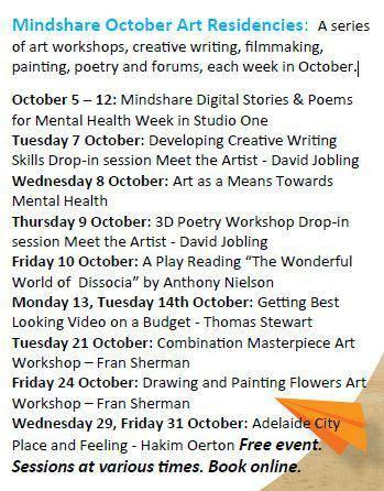 Mental Health Week2014